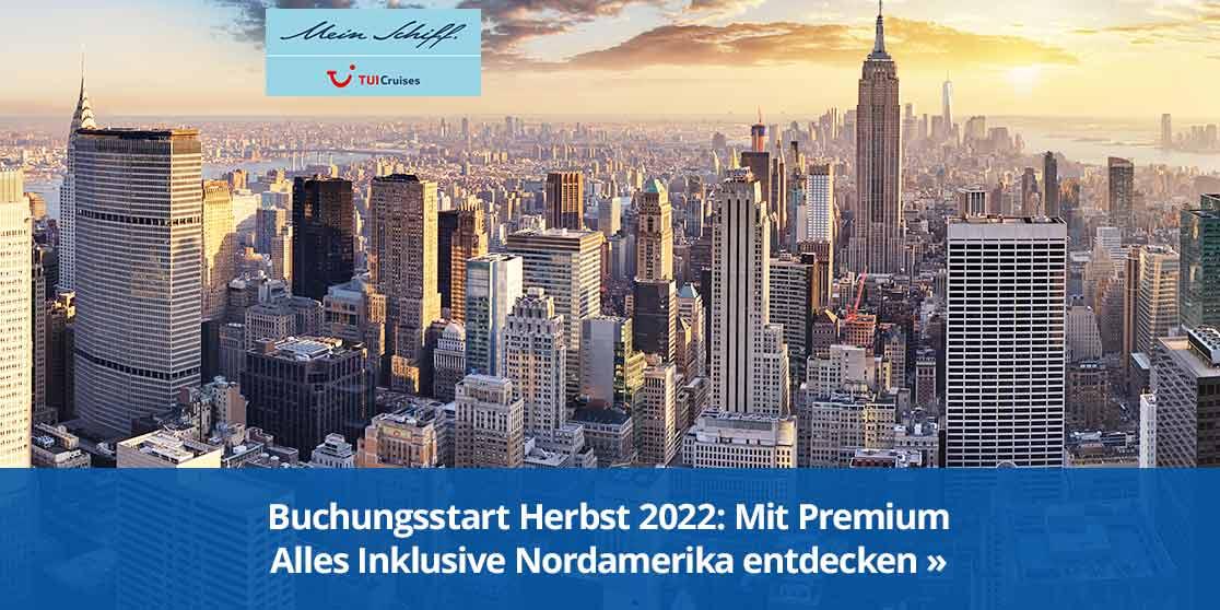 KW 08 TUI Nordamerika Herbst 2022