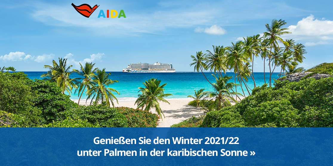 KW 41 AIDA Karibik Winter 21/22 Special 757