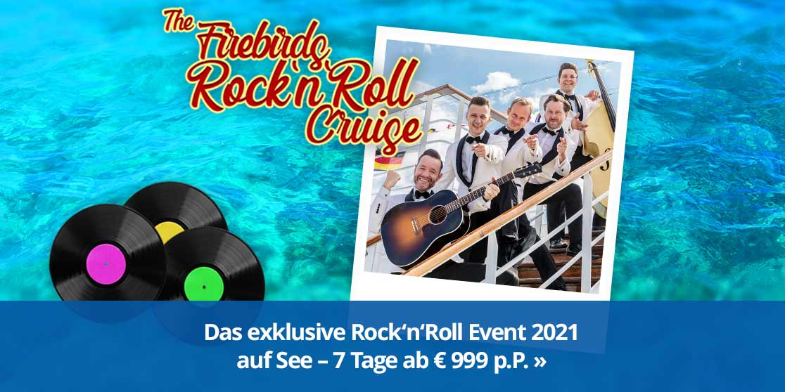 KW 37 Costa&KFB Rock'n'Roll Cruise 2021