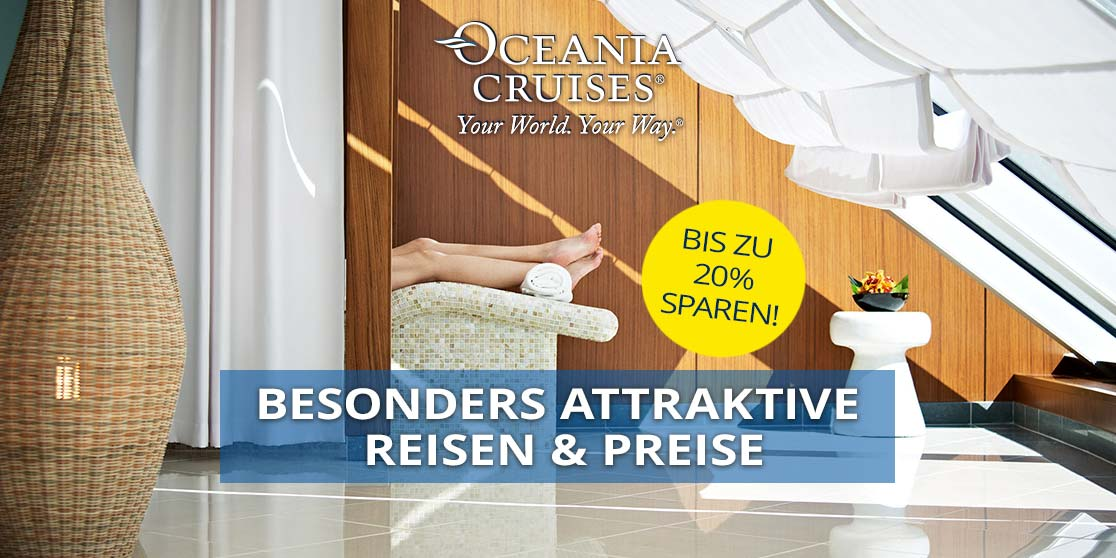 Oceania Flash Sale