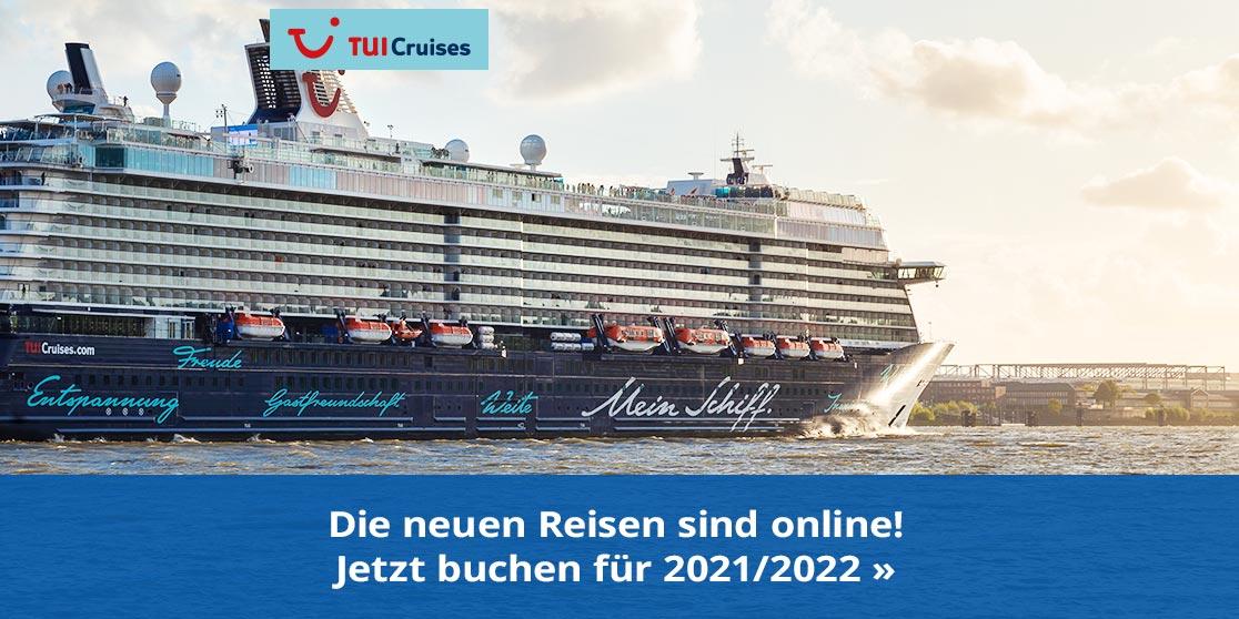 KW15 TUI Neue Reisen 2021/2022