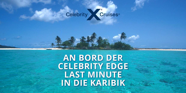 celebrity edge karibik