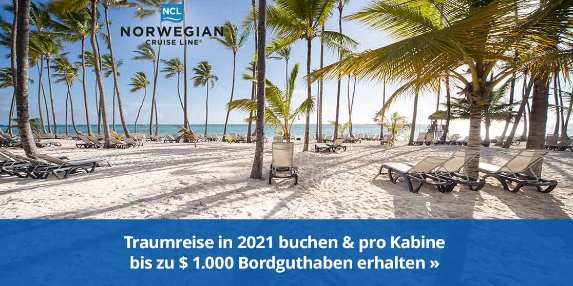 KW 39 NCL 1000 Bordguthaben Special 678 2021