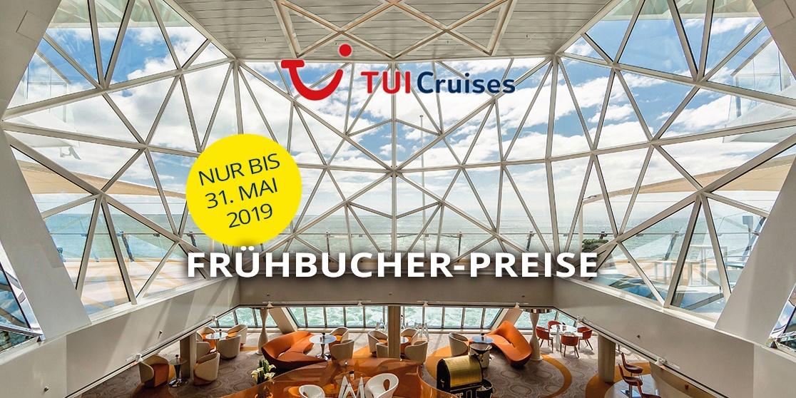 TUI Frühbucher-Preise