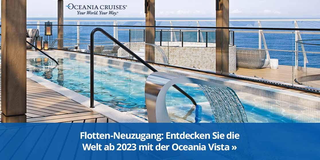 KW 37 Oceania Neues Schiff Vista