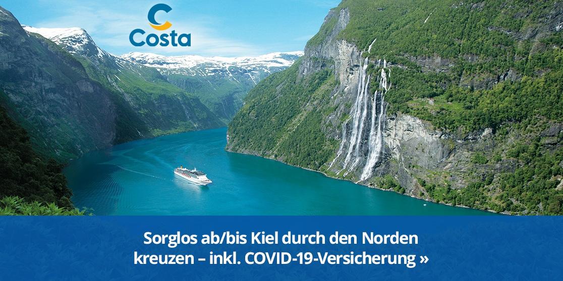 KW 41 Costa Nordland Sonderpreise Special 815