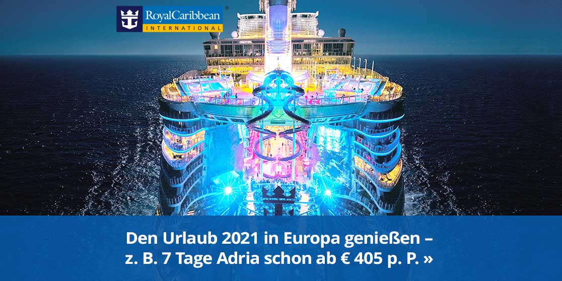 KW27 Royal EuropeSailings 2021