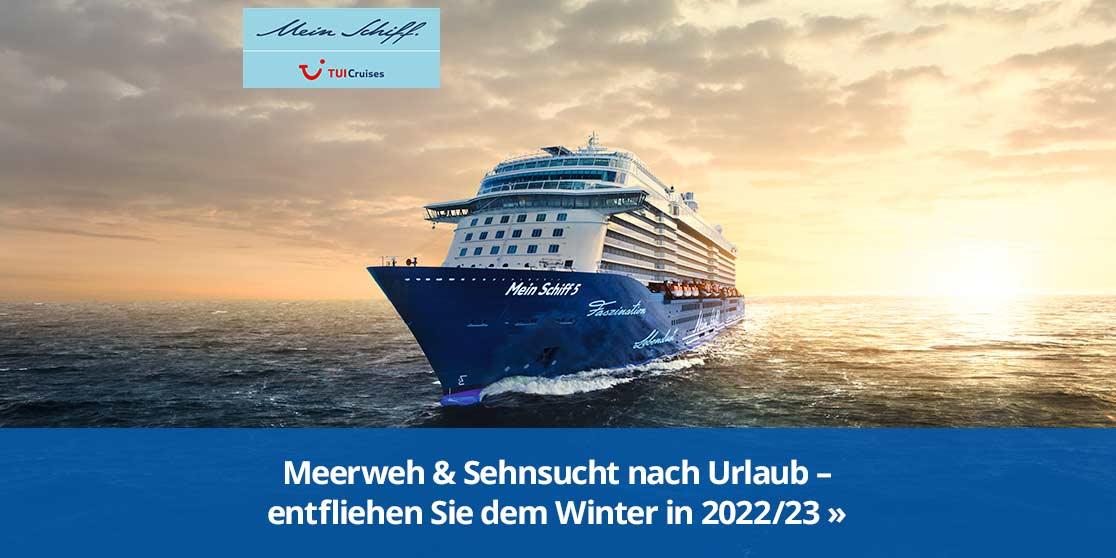 KW 15 TUI Winter 2022/23 Buchungsstart