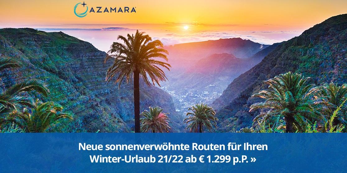 KW 42 Azamara Journey Kanaren WDH 33 21/22