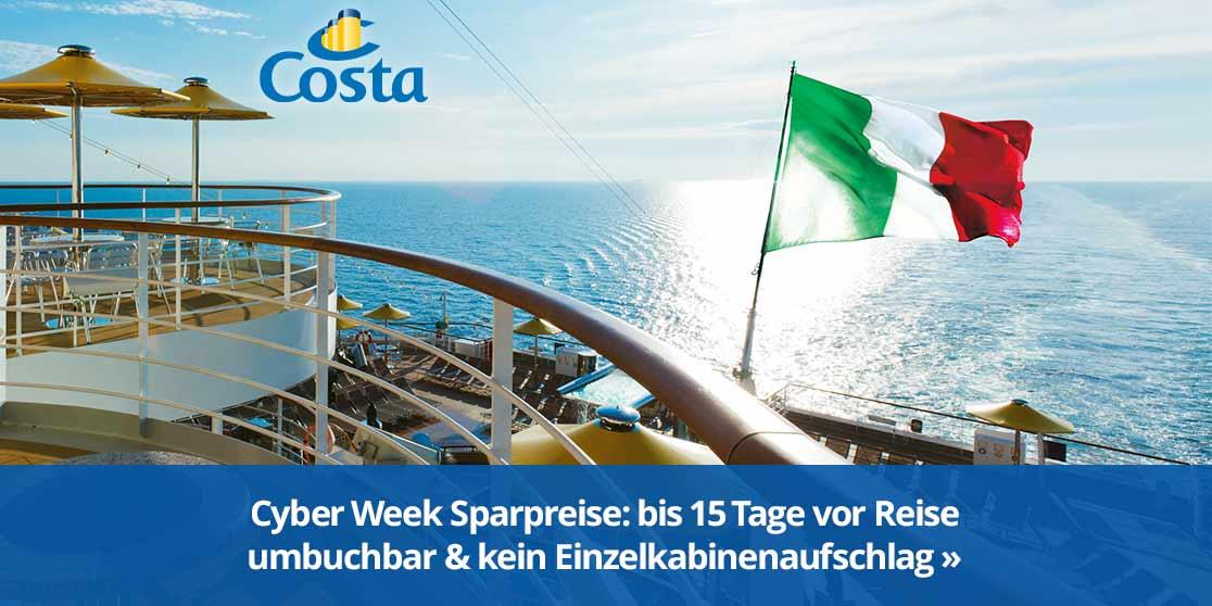 KW 49 Costa CyberWeek 2te Welle Special 573