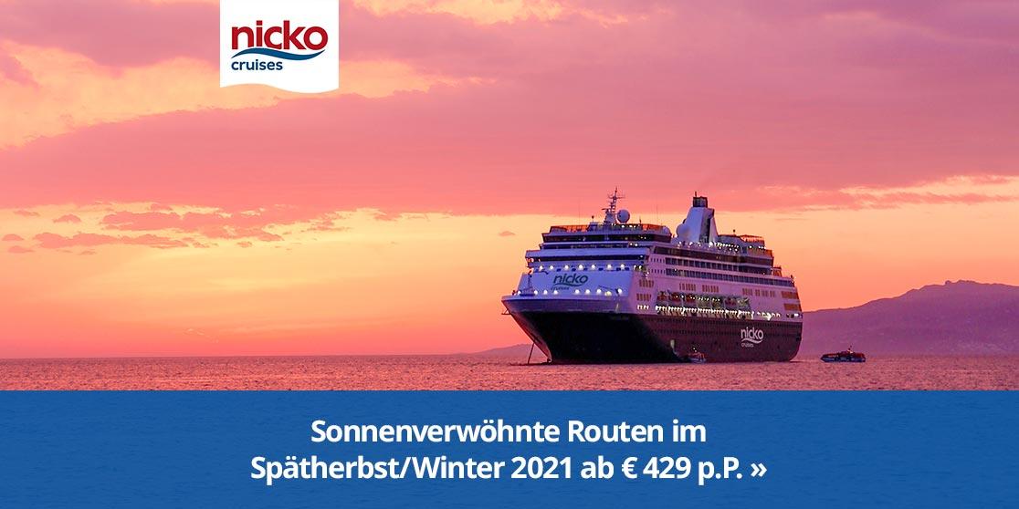 KW 38 nicko Vasco da Gama Herbst/Winter 2021