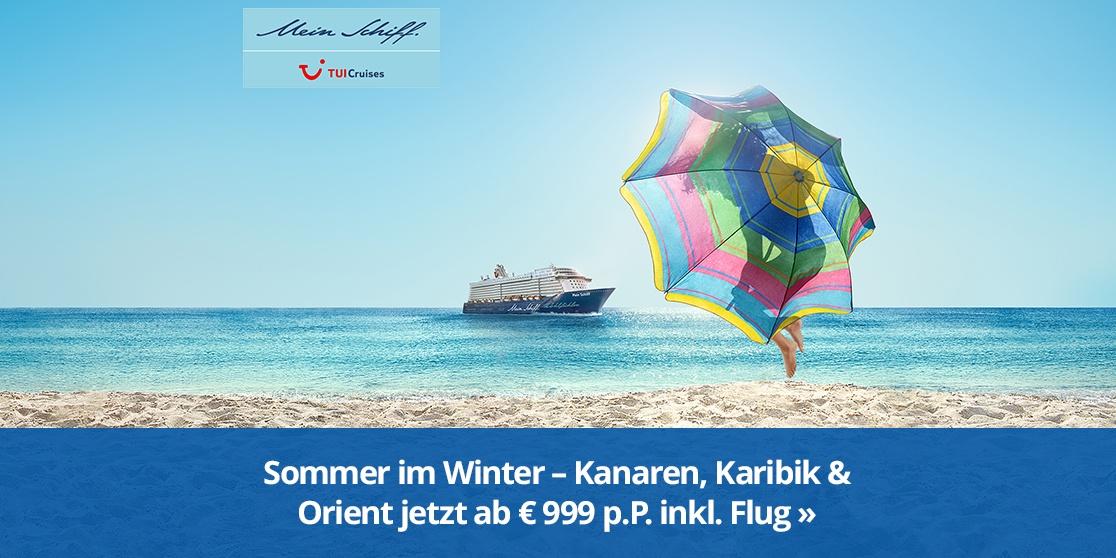 KW 41 TUI Winter 21/22 Kanaren, Karibik & Orient